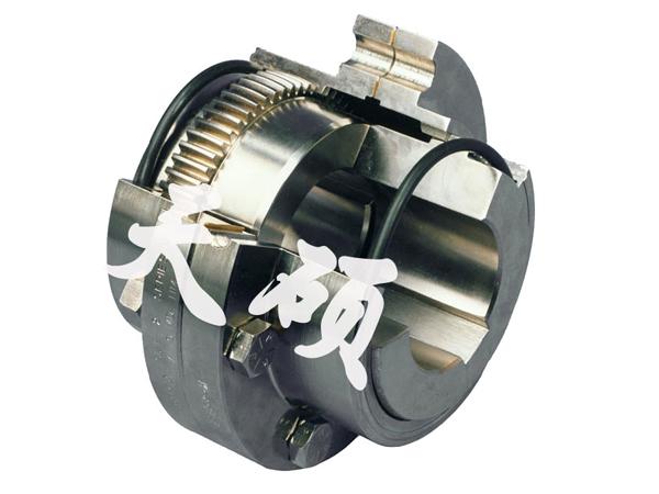 圆形直齿减速电机结构图
